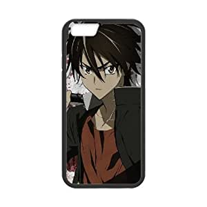 HIGHSCHOOL OF THE DEAD iPhone 6 4.7 Inch Cell Phone Case Black gift W9583456