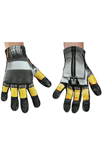 Boys Bumblebee Gloves