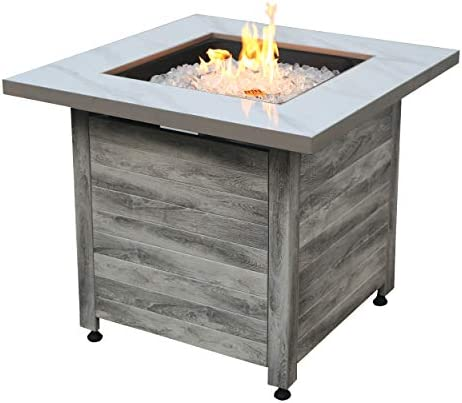 Endless Summer Chesapeake LP Gas Outdoor Fire Pit Table