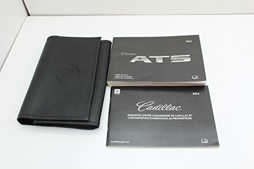 2014 Cadillac ATS Owner's Manual Guide Book