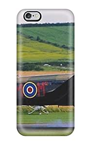 1195880K27845490 Premium Aircraft Back Cover Snap On Case For Iphone 6 Plus