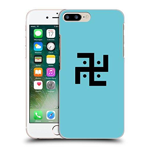 GoGoMobile Coque de Protection TPU Silicone Case pour // Q08370627 Religion 1 Cyan // Apple iPhone 7 PLUS