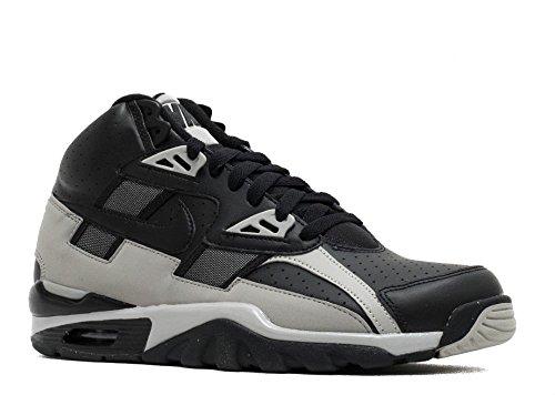 Nike 302346-013 Mannen Air Trainer Sc Hoge Zwart / Grijs / Zwart