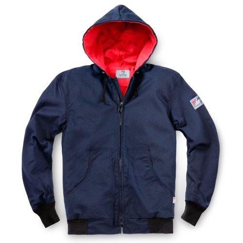 Navy Blue 3 Season Jacket - 3