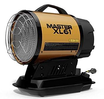 Master xl61infrarrojos 17kW Estufa gasóleo y diésel Taller calefactora, tienda, calefacción de diésel (Cañón de Halle Calefacción: Amazon.es: Hogar