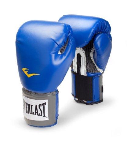 Everlast 8 Oz Boxing Glove Blue ( 1200025 )