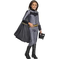 Rubie's Batman Girls Justice League Jumpsuit