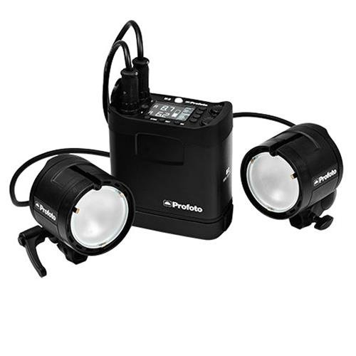 Profoto B2 250 AirTTL Kit, Includes B2 250 AirTTL Power Pack, 2x B2 Head, 2x Li-Ion Battery, Carrying Bag, B2 Bag, Battery Charger with Profoto Air Remote TTL-C Transmitter for Sony, $100 Adorama GC