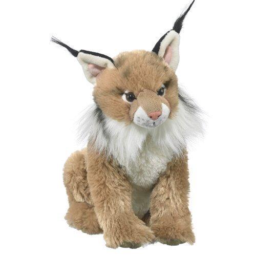 Wildlife Artists Lynx Plush Stuffed Animal Soft Toy by