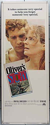 Oliver's Story (1978) Original Movie Poster