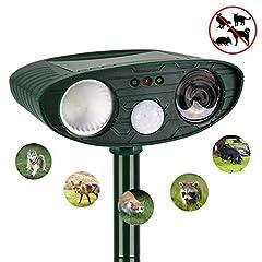 Ultrasonic Dog Chaser,