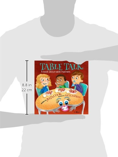 Table Talk: A Book about Table Manners (Building Relationships)