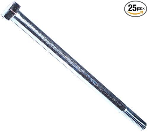 Hard-to-Find Fastener 014973257057 Coarse Hex Bolts Piece-25 1//2-13 x 8 1//2