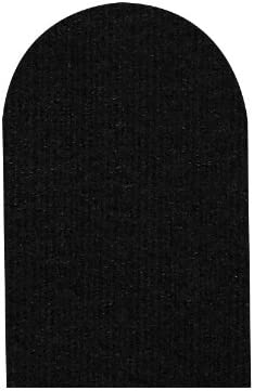 Master Industries Pre-Cut Bowlers Insert Tape Black 242BI