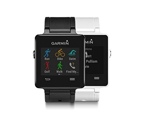Garmin-Vivoactive-GPS-Wireless-Activity-Sleep-Tracker-Monitor-Smartwatch