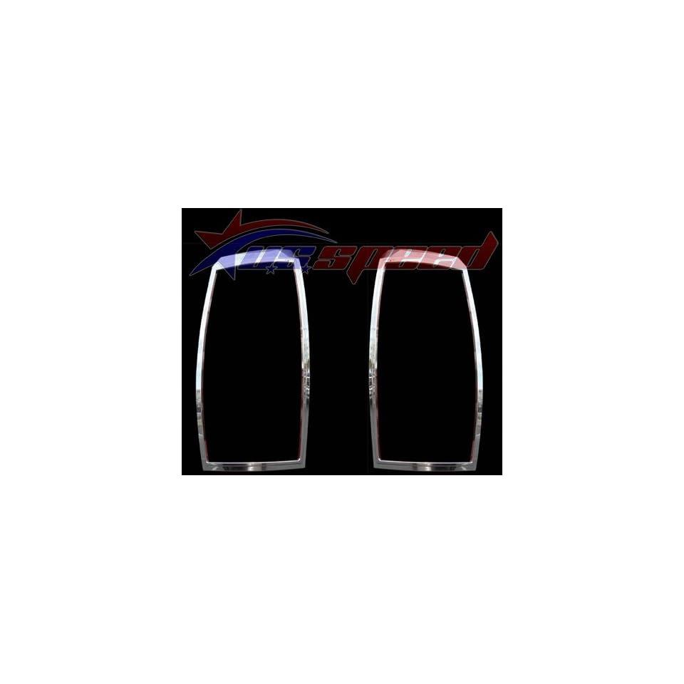 2007 UP Cadillac Escalade EXT Chrome Tail Light Covers 2PC