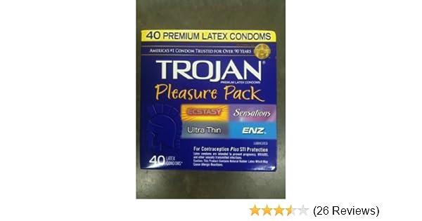 shelf life of trojan condoms