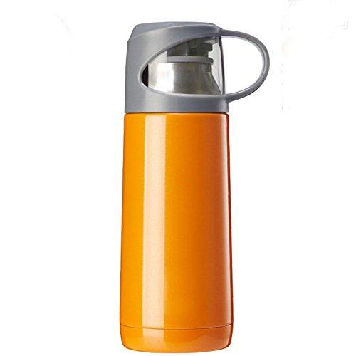 350ml Edelstahl-Isolierung Tasse männlichen Reise-Topf versiegelt Edelstahl-Tasse