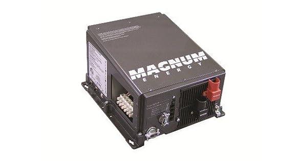 Amazon.com: Magnum me2512 Inversor/Cargador de Energía ...