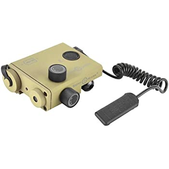 Amazon Com Sightmark Sm25004 Lopro Combo Green Laser 220