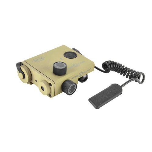 Sightmark LoPro Green Laser Designator - Dark Earth by Sightmark