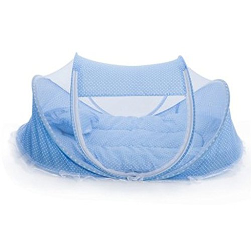 MagiDeal Portable Foldable Infant Mosquito