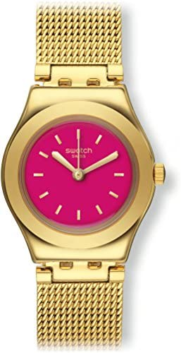 Watch Swatch Irony Lady YSG142M TWIN PINK