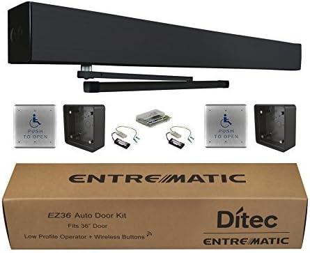 Amazon com: Ditec W9-235 EZ36 Auto Door Kit Low Energy Operator