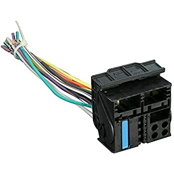 41kSazdSuvL._SL500_AC_SS350_ amazon com absolute usa h1010 9003 radio wiring harness for bmw 2009 GTI at bayanpartner.co