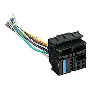 metra 71 9003 wiring harness for select 2002 up bmw 5 series audi and