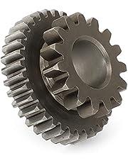 Wishful ATV Parts Starter Idler Gear 15T/34T Fit for Yamaha Big Bear Kodiak YFM 350 400 Replace 4KB-15512-00-00