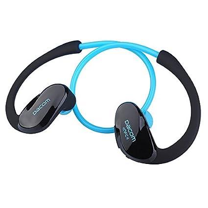 Aihontai Wireless Headphones Waterproof IPX4 Auriculares Athlete Bluetooth 4.1 Headset In-Ear CVC6.0