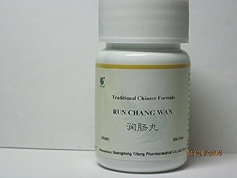 E-Fong Run Chang Wan - Smooth Tea Pill Smoothing Intestines Pill 200 Pills (