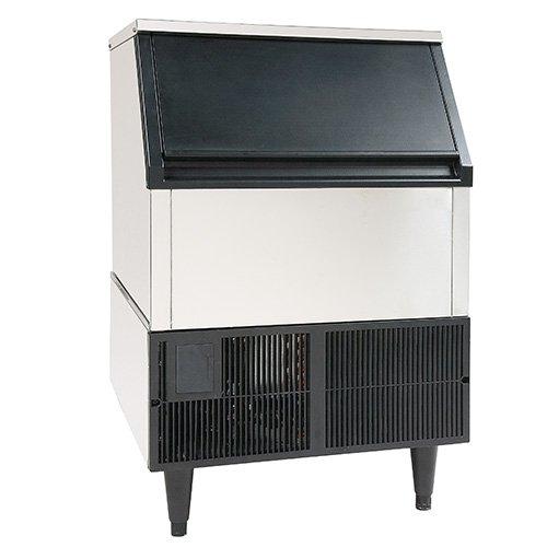 Central Exclusive Undercounter Half Dice Cube Ice Machine, 250 lb. Production (Cuber Undercounter)