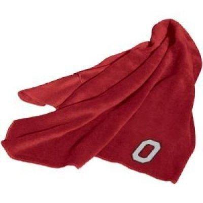 - Ohio State Buckeyes Fleece Throw