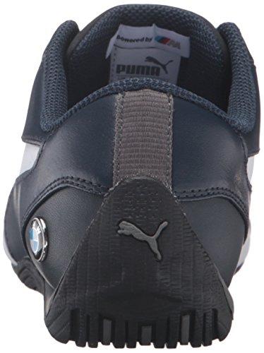 Drift Cat 5 L Bmw Nu Jr Sneaker (Big Kid), Team Blue / Puma White, 6 M US Big Kid