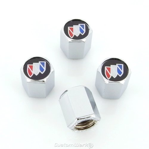 buick-black-logo-tire-stem-valve-caps