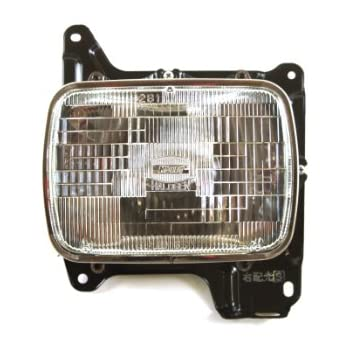 Genuine Nissan Parts B6010-01G10 Passenger Side Headlight Assembly Sealed Beam
