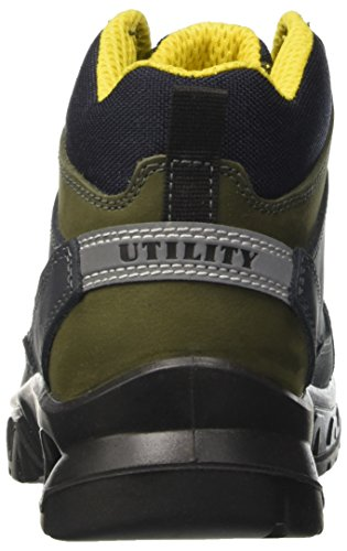 great deals online Diadora Unisex Adults' Continental Ii High S3 Work Shoes Blue (Blu/verde Conifera) footlocker finishline cheap price clearance hot sale outlet low price fee shipping Inexpensive o2Zq68iUkX