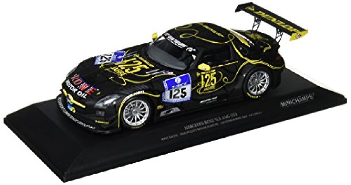 [해외] PMA 1/18 메르세데스 벤츠SLS AMG GT3 2013 #125 완성품