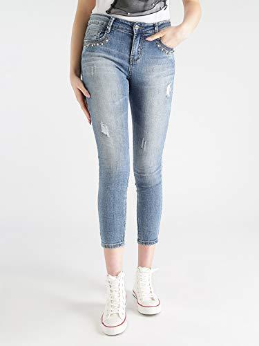 Femme JEANS JEANS Jeans WATER WATER Denim Jeans Denim Femme 6P5qffw