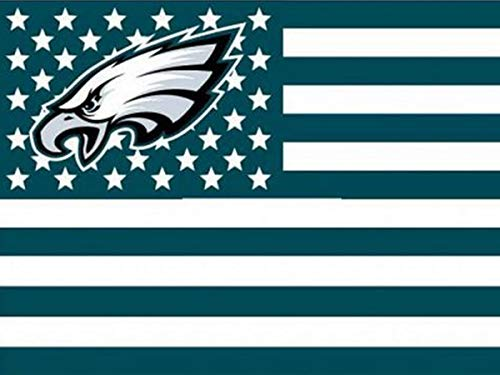 - DIY 5D Diamond Painting Kits for Adults 14x20 lnch,Philadelphia Eagles Full Drill Diamond Painting Crystal Diamond Arts Crafts for Home Wall Decor,NFL Team Logo