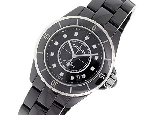 Chanel J12 Swiss-Automatic Male Watch H1626 (Certified Pre-Owned)