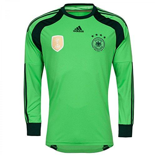 adidas Performance Kinder & Jugend Torwart Trikot Replica DFB GK Jersey 4 Sterne Youth