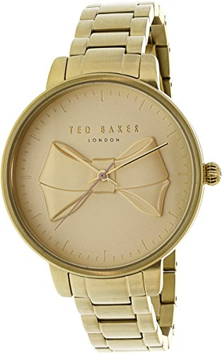 Ted Baker Women's Brook 15197003 Gold Stainless-Steel Japanese Quartz Fashion Watch