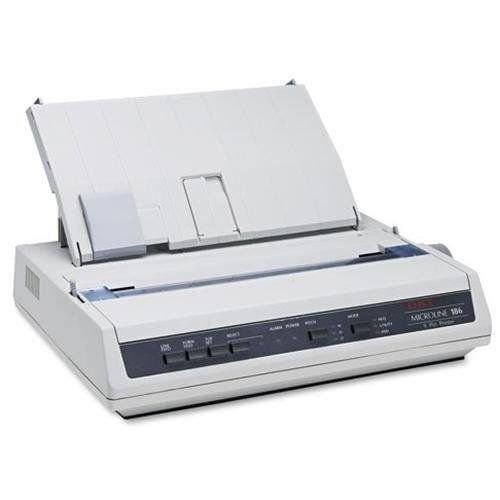 Oki MICROLINE 186 Dot Matrix Printer (62422401) by OKI