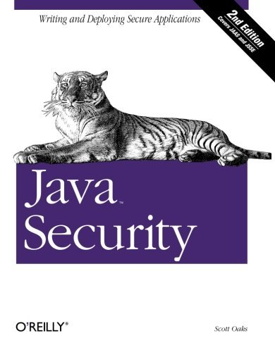 Java Security (2nd Edition) by Brand: O'Reilly Media