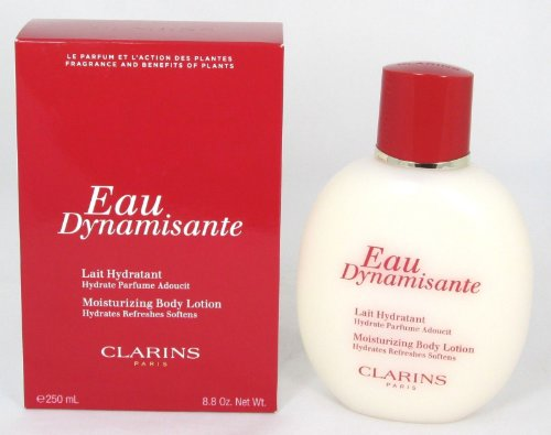Clarins by Clarins Eau Dynamisante Moisturizing Body Lotion--250ml/8.8oz