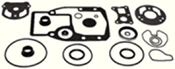 New OMC Cobra Sterndrive Upper Seal Kit With Gaskets 86-89 SIE 2673
