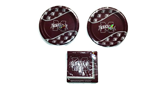 (Mississippi State Bulldogs Party Bundle 9